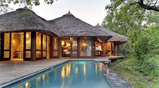 Private Suite Deck Pool Leadwood Lodge Sabi Sand Dulini Private Game Reserve Safari Game Lodge Accommodation Bookings
