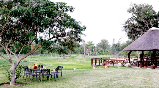 Main Lodge Deck Arathusa Safari Lodge Sabi Sands Game Reserve Safari Lodge Accommodation booking