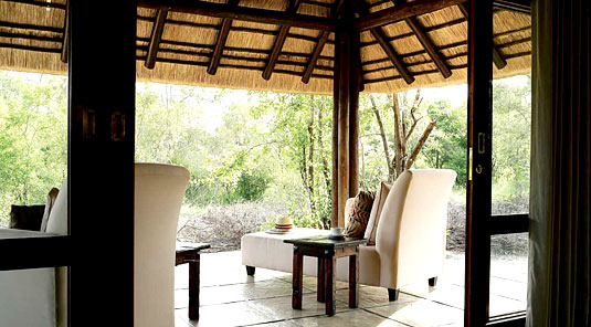 private patio Luxury Rooms Arathusa Safari Lodge Sabi Sands Game Reserve Safari Lodge Accommodation booking