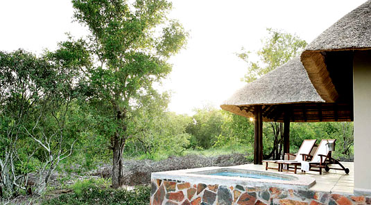 Luxury Rooms private plunge pool Arathusa Safari Lodge Sabi Sands Game Reserve Safari Lodge Accommodation booking