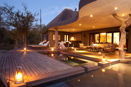 Chitwa House Deck Chitwa Chitwa Game Lodge Sabi Sand Game Reserve African Safari Accommodation Booking