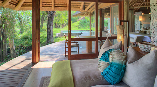 Private Suite Leadwood Lodge Sabi Sand Dulini Private Game Reserve Safari Game Lodge Accommodation Bookings