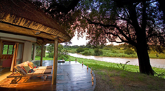 River Suite Dulini River Lodge Dulini Private Game Reserve Sabi Sand Game Reserve