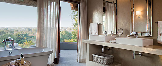 Luxury Bathroom Suite Leopard Hills Private Game Reserve Sabi Sand Game Reserve Accommodation Booking
