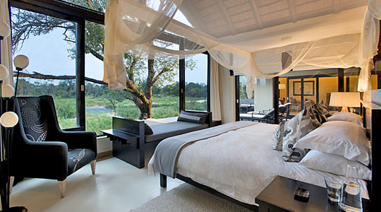 Lion Sands Ivory Lodge Private Luxury Villa Sabi Sand Game Reserve South Africa