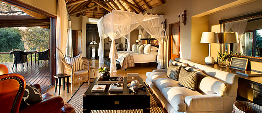 Lion Sands Tinga Lodge Luxury Suites Sabi Sand Private Game Reserve Sabie River Accommodation Booking
