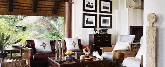 Londolozi Private Game Reserve Main Lodge Lounge Varty Camp Sabi Sand Private Game Reserve Accommodation Booking