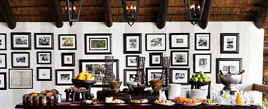 Varty Camp Main Lodge Breakfast Londolozi Private Game Reserve Sabi Sand Private Game Reserve Accommodation Booking