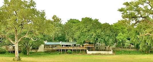 Wooden deck waterhole Nottens Bush Camp Nottens Private Game Reserve Sabi Sands Game Reserve Accommodation bookings