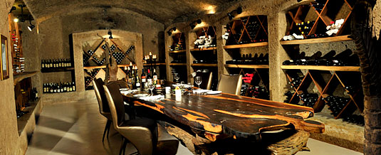 Wine Cellar Earth Lodge Luxury Accommodation Sabi Sabi Private Game Reserve Sabi Sands Reserve