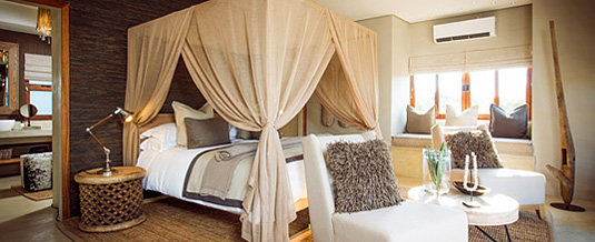 Bush Lodges Luxury Villas Bedroom Family Suites