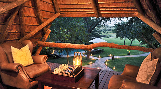 Main Lodge view Luxury Accommodation Savanna Private Game Reserve Sabi Sands Reserve Accommodation bookings