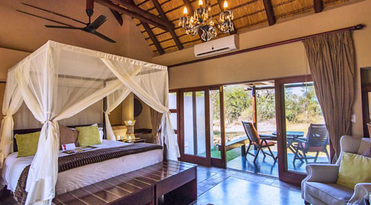 Executive Chalet Inyati Game Lodge Inyati Private Game Reserve Sabi Sand Game Reserve South Africa
